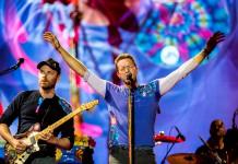 Coldplay, Parken, Telia Parken