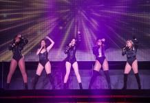 Fifth Harmony, Falconer salen