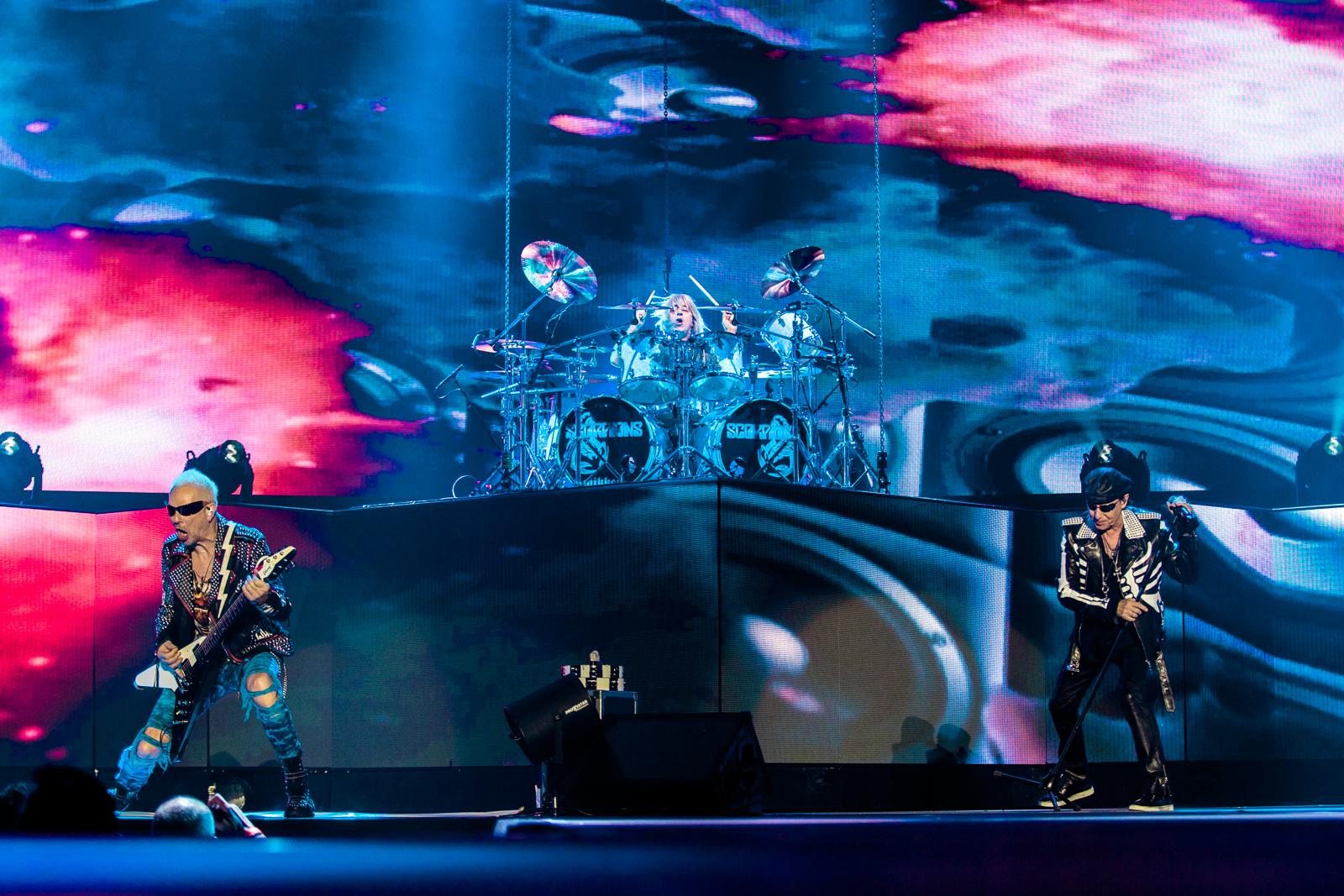 Scorpions, Royal Arena, 291117 - POPLISH